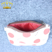 Customized Wholesale Promotional Girls Fancy Cute Mini Bag Coin Purse