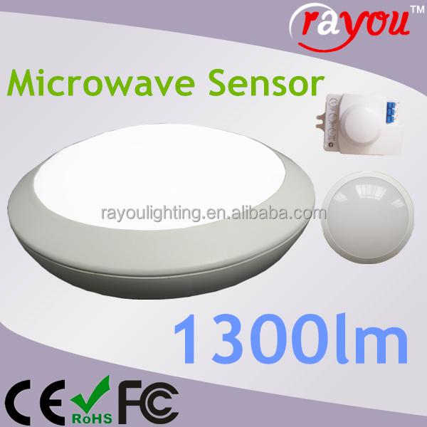 15 w downlight de superficie led led sensor de movimiento - Downlight bano ...