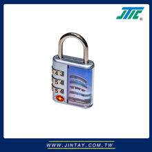 3 Digital Combination Luggage TSA Locks