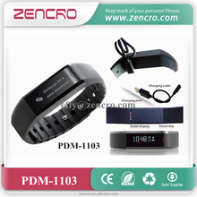 Zencro calorie counter calories burned tracker device fitness tracker wristband
