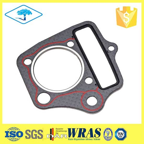 high quality rubber exhaust gasket for car