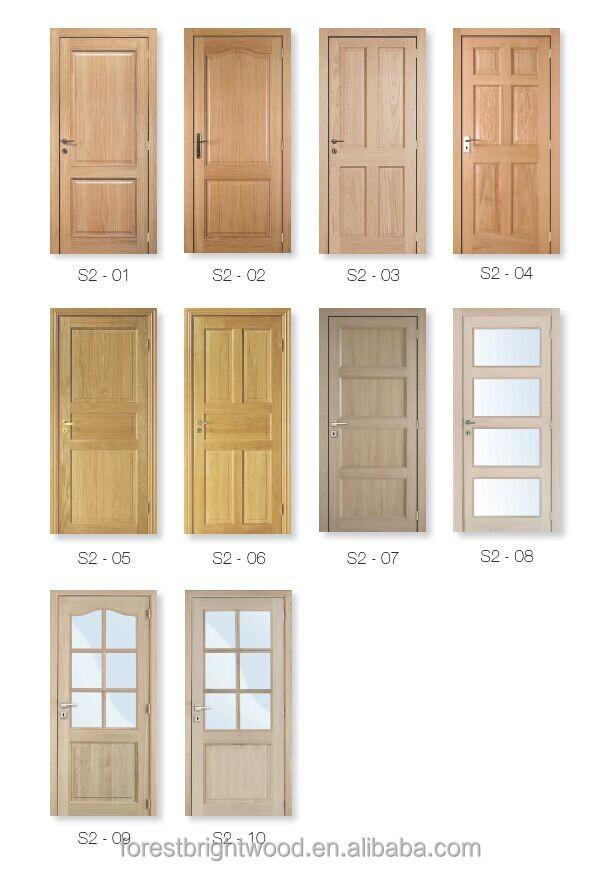 int rieur en bois massif panneau mdf porte de placage peau portes id de produit 60127773402. Black Bedroom Furniture Sets. Home Design Ideas