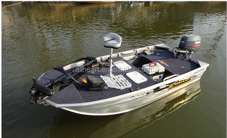 Aluminium Fishing Boat And Bow Mount Trolling Motor Trailer Bass Boat View Bow Mount Trolling Motor Trailer Bass Boat Allheart Product Details From Qingdao Allheart Marine Co Ltd On Alibaba Com