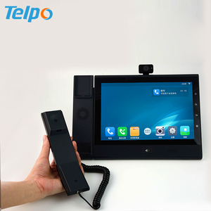 China Telpo V200 Best Price Oem Touch Screen Wireless Android Skype Ip Video Phone