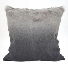 Glam 염소 퍼 Poly 채워진 Real Fur 쿠션 Custom <span class=keywords><strong>베개</strong></span> Case