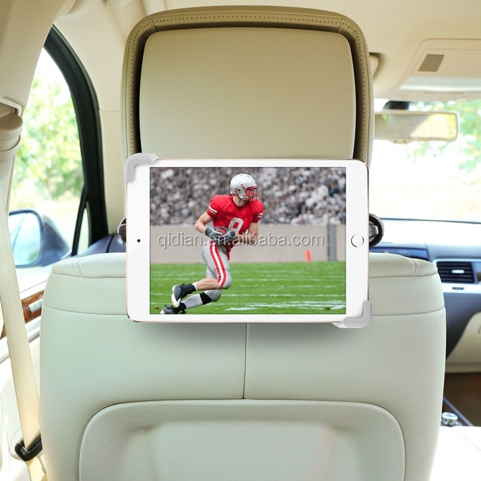 Best-Selling Car tablet holder 9 inch Car Headrest Portable DVD Player Mount For iPad