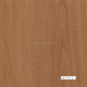 Sound Absorption Eco-friendly Wood Color Vinyl Flooring/PVC Plank/Plastic Flooring