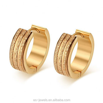 Quality Guaranteed Small Gold Earrings Designs For Men Girls Buy