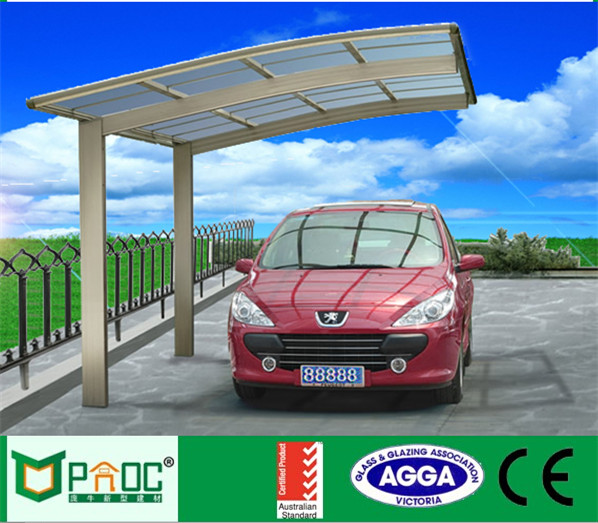 Hot sale home use roof 2 car parking canopy tent