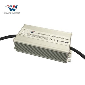 250W Waterproof Auxiliary Circuit 12v step down transformer Output 12V 200mA Led Switch Power Supply