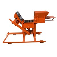 Interlocking clay brick molding machine supplier