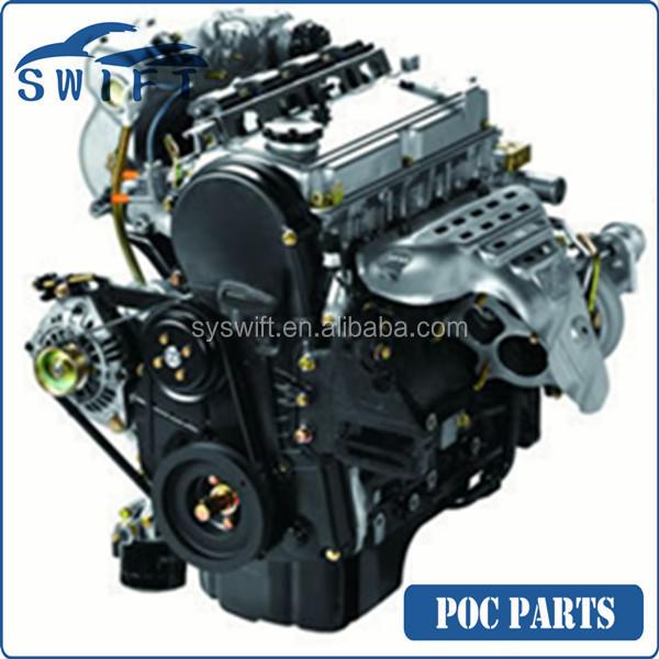 Mitsubishi 4g63/4g63t 2.0t Complete Engine