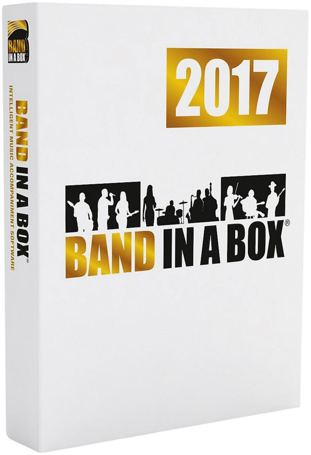 Band-in-a-Box 2017 Pro [Old Version, Win DVD-ROM]