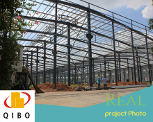 customerized design light metal frame prefab building/steel building/steel structure warehouse