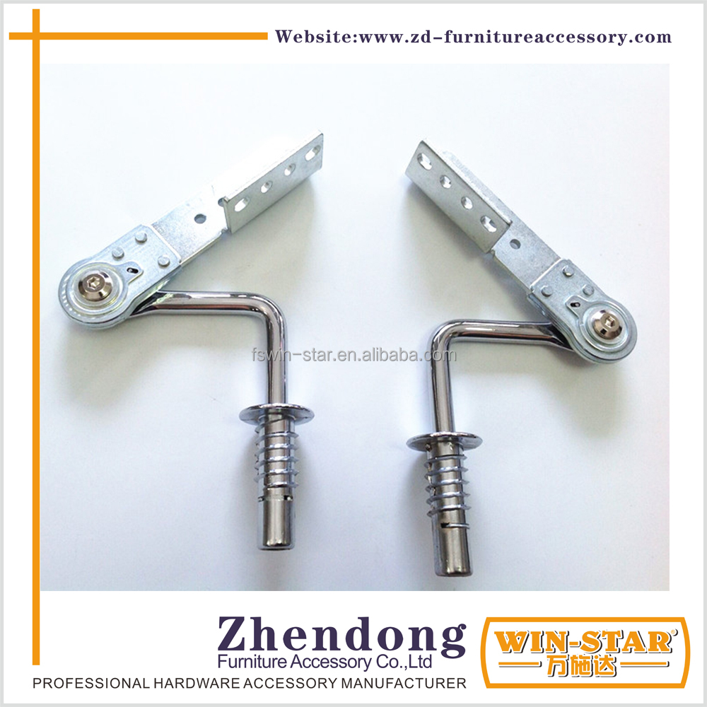 Foshan factory production adjustable 90 degree locking hinge