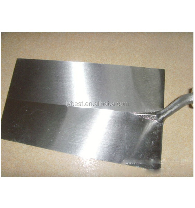 trowel,one piece forged bricklaying trowel,