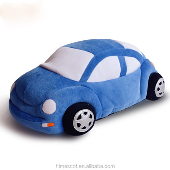 Hi Ce High Quality Blue Stuffed Plush Toy Car For Baby Boys Buy