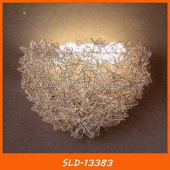 Modern Aluminum Birds Nest Wall Lamp Lighting Sld-13383 - Buy ...