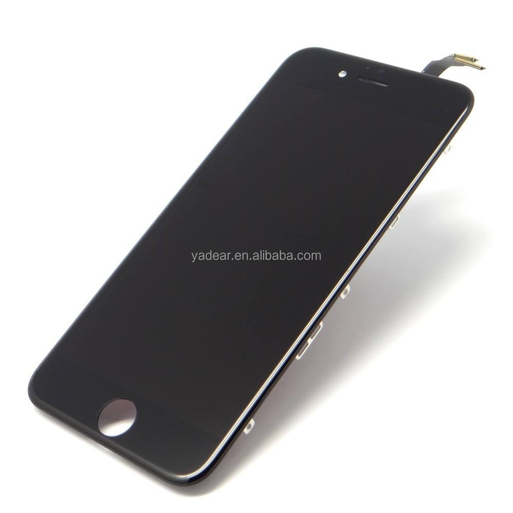 alibaba express mobile phones lcd for iphone 6 original screen