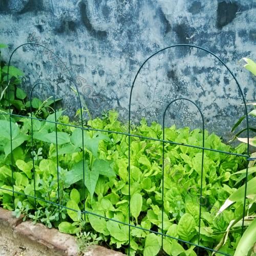 Fence Garden Border Edging