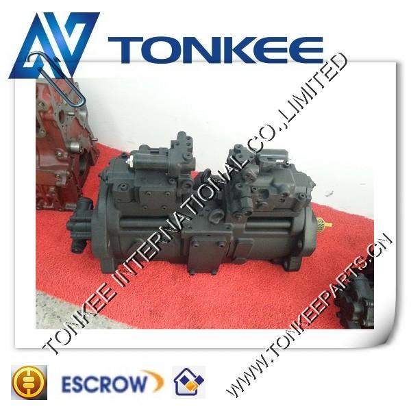 Поршневой насос main pump K3V112DTP KOREA для экскаватора SK200-6