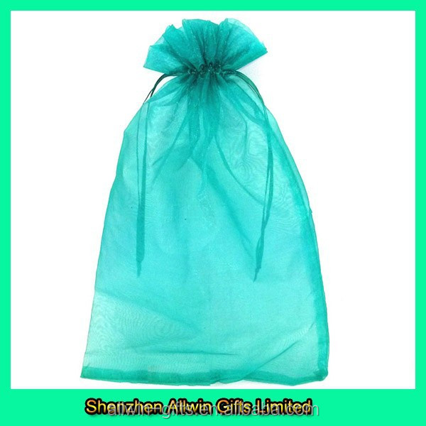 Organza Pouches Drawstring Gift Bag Assorted Colors