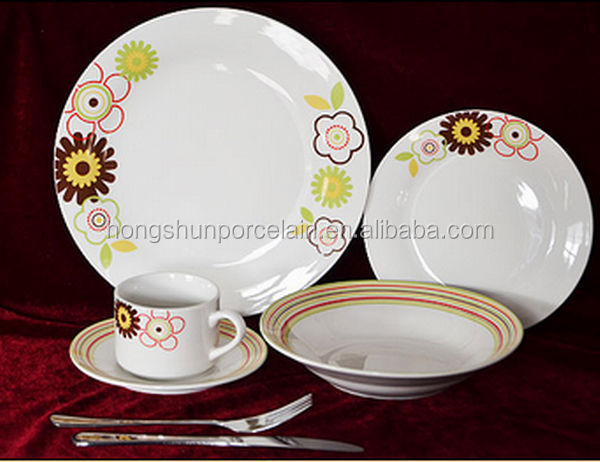 china housewares , dining set , kitchen ware