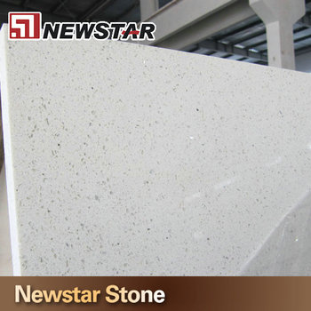 Charmant High Quality Polished Sparkle Chinese Quartz Countertops