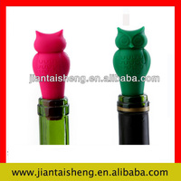 food grade silicone wine spill stopper, wine stoppers