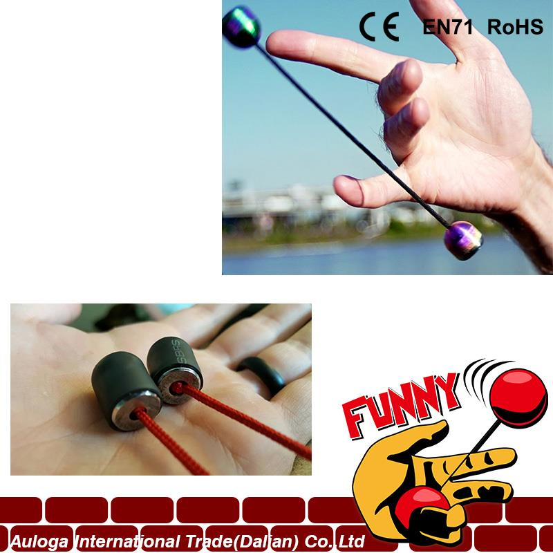 Hot selling fingertip gyroscope yoyo ball with low price