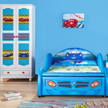 New Design Safe Pvc Children Car Bed Kids Bedroom Furniture Buy