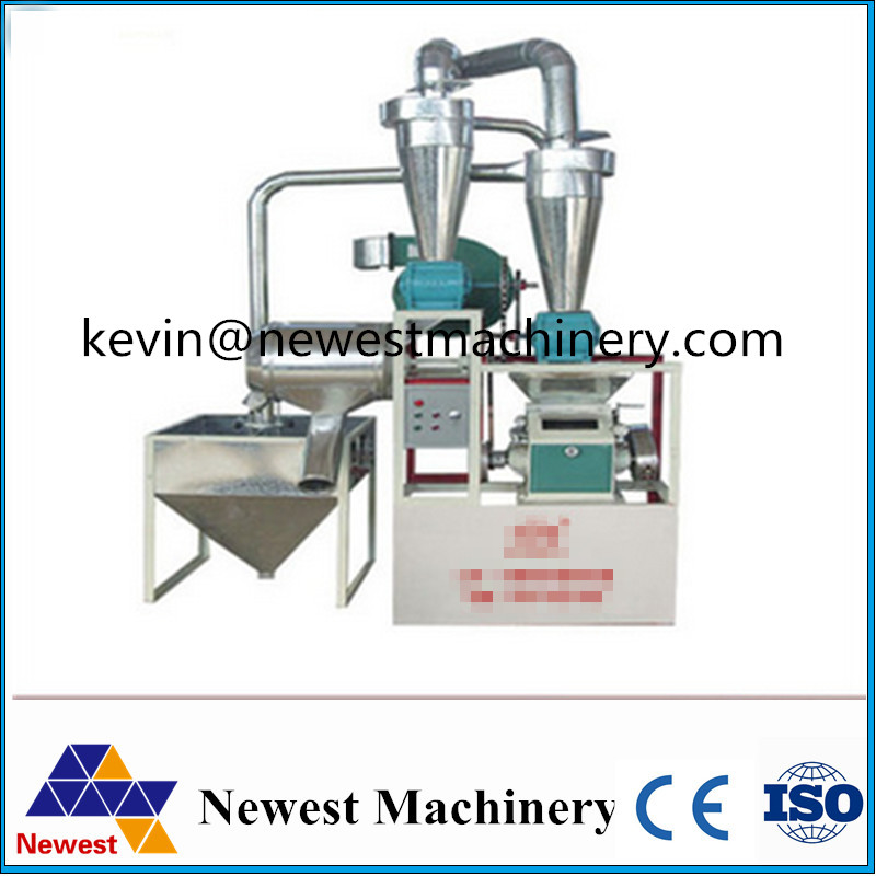 Full- auto Multifunctional soybean sorghum Wheat Flour Mill Processing Line/flour making machine