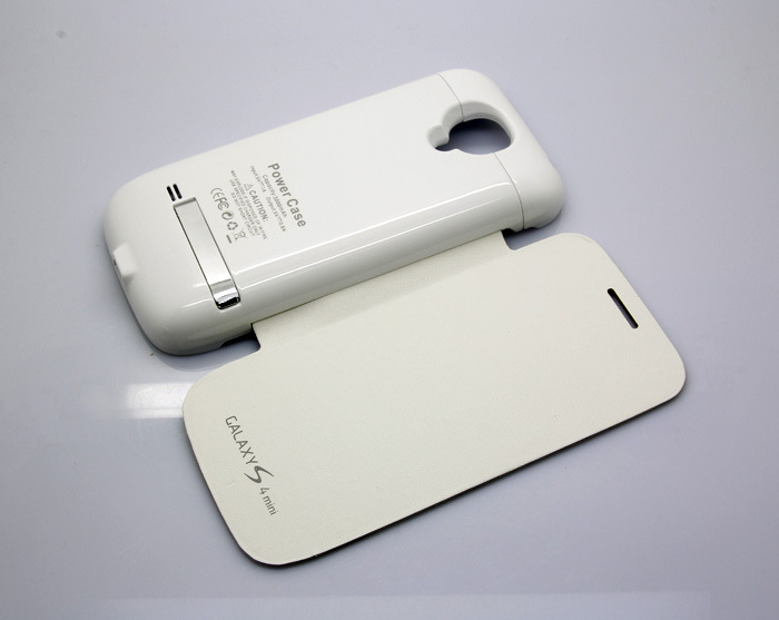 3000mAh Extended Battery Case for Samsung Galaxy s4 mini i9190 Power Battery Case