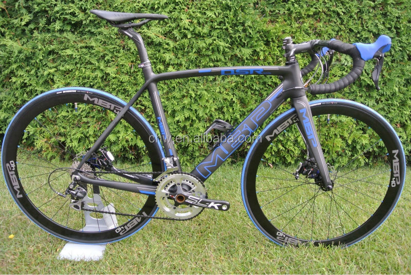 Road Disc Brake 52cm DSR MBP Complete Customization Full Carbon Bike