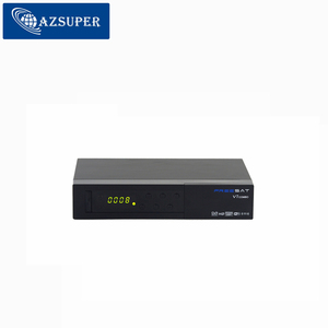Strong decoder FREE SAT V7 combo TV signal satellite set top box MPEG4 Full HD DVB-S2,DVB-T2 with USB wifi