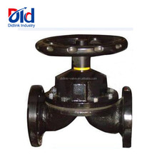Solenoid Saunder Ptfe Asco Fip Check Function Pn10 Pn16 Fluorine Lined Diaphragm Valve Weir Type