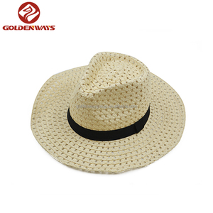 08aee1da351 China cowboy hat with ribbon wholesale 🇨🇳 - Alibaba
