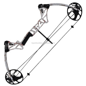 Topoint Archery M1 compound Bare bow for hunting