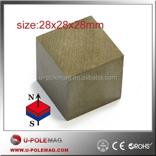 Xiamen Hot Cube Smco Magnet for Sale