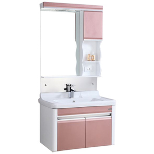 Wood Material and Living Room Furniture,living room Type hot sell hanging small bathroom cabinet