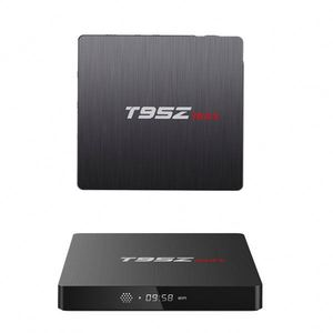 2018 2.4+5G Remote control TV box Reliable IPTV T95Z Max IPTV box