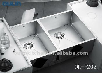 Oulin Kitchen Sinks Wholesale Kitchen Sinks Stainless Steel (ol-f202 ...