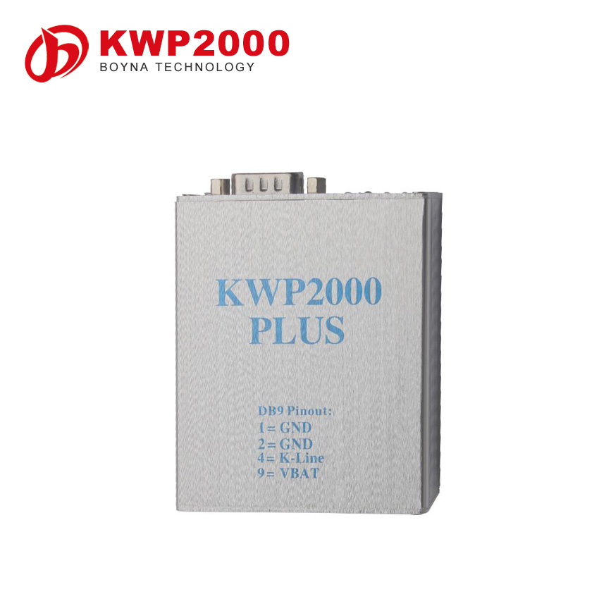 2014 latest Chip Tunning ECU KWP2000 Plus ECU Flasher OBD2 Diagnostic Tool With High Quality KWP 2000 Programmer