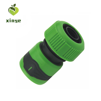 "China Manufacturer Garden Tools Durable in Use 3/4"" Plastic Garden Hose Fitting"
