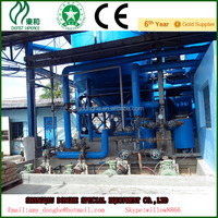 win-win cooperation Continuous waste engine oil refinery