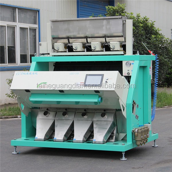 TAIHO rgb camera color sorter for sunflower seeds