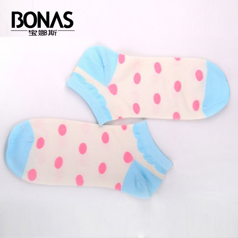 Latest arrival exquisite soft no-slip sock
