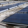Pressure solar water heater project