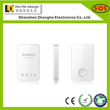 Home automation remote control switch for security