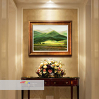 copy painting of famous artist Mountainstist reproduction wall art picture modern hand painted canvas Oil Painting for sale